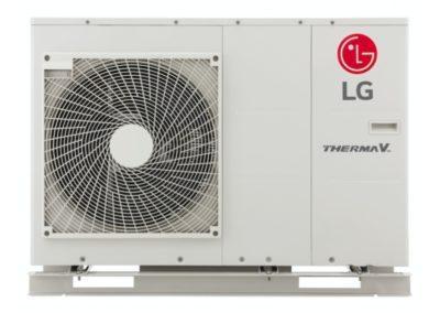 LG THERMA V – monoblok jednofázové – Generace III